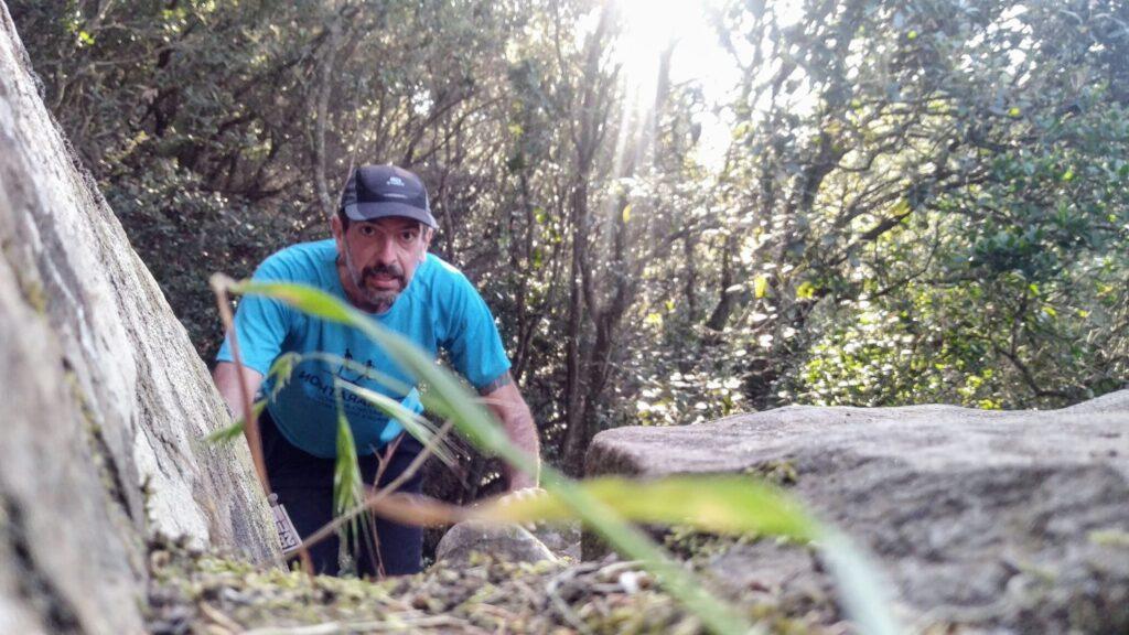 trail cala moresca