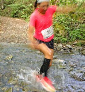 Senza almeno un guado, non è trail running :-)