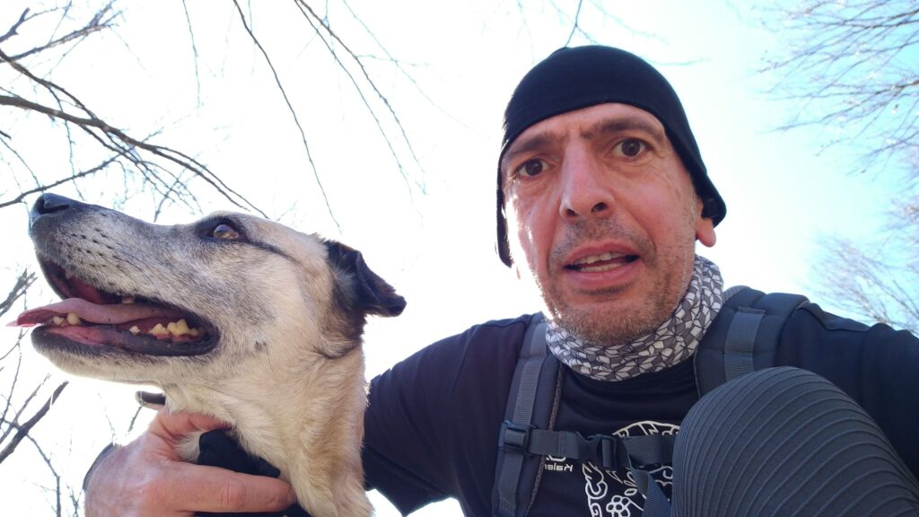 Di corsa con il cane