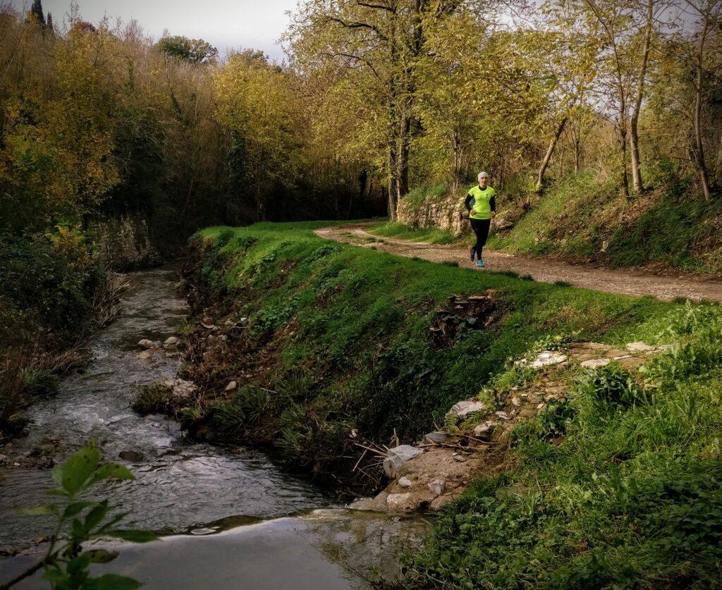 Ecomarathon Bagno a Ripoli 2020 Di corsa lungo il torrente Isone