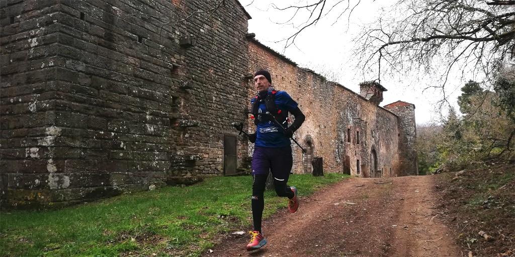 Trail running lungo l'Abbazia di Montescalari