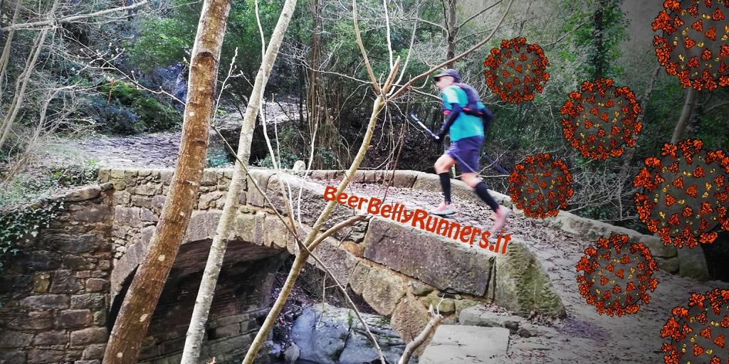 Corsa nei boschi ai tempi del covid-19